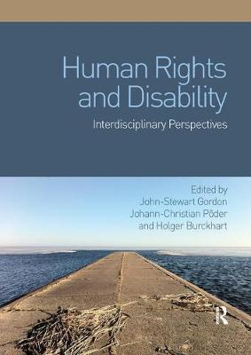 Human Rights and Disability - John-Stewart Gordon
