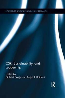 CSR, Sustainability, and Leadership - Gabriel Eweje