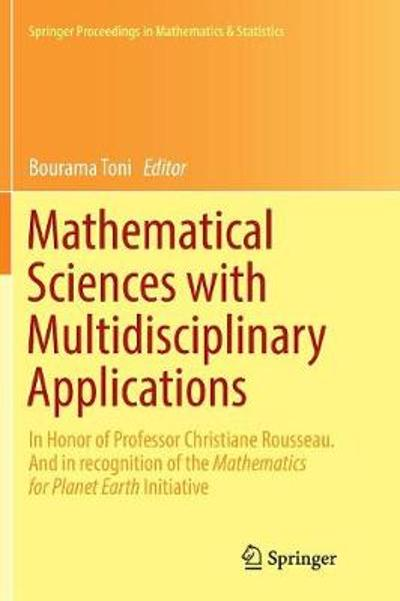 Mathematical Sciences with Multidisciplinary Applications - Bourama Toni