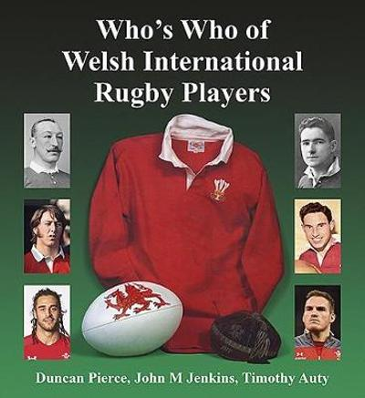 Who's Who of Welsh International Rugby Players - Duncan Pierce
