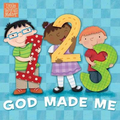 1, 2, 3 God Made Me - Holli Conger