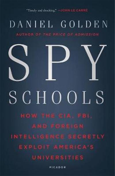 Spy Schools - Daniel Golden