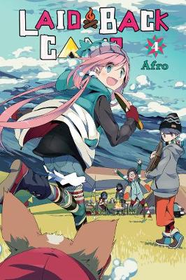 Laid-Back Camp, Vol. 4 - Afro