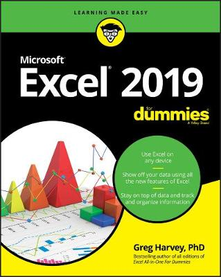 Excel 2019 For Dummies - Greg Harvey
