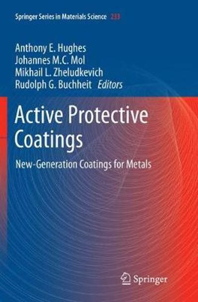 Active Protective Coatings - Anthony E. Hughes