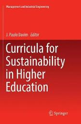 Curricula for Sustainability in Higher Education - J. Paulo Davim