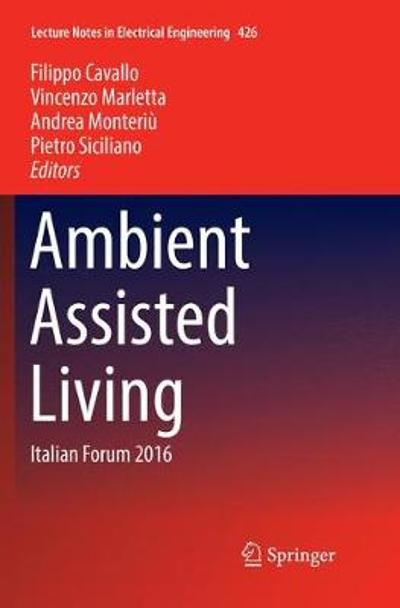 Ambient Assisted Living - Filippo Cavallo