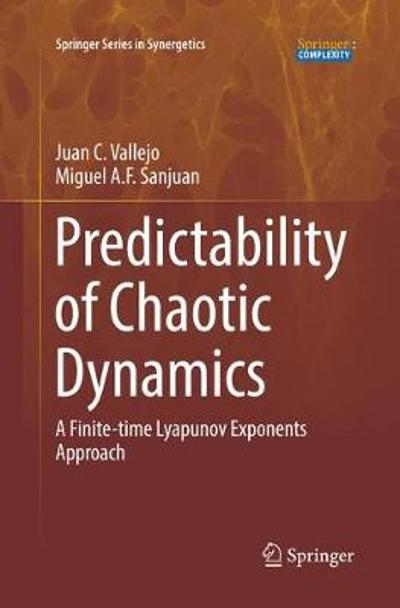 Predictability of Chaotic Dynamics - Juan C. Vallejo