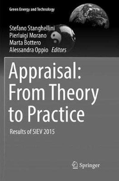 Appraisal: From Theory to Practice - Stefano Stanghellini