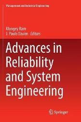 Advances in Reliability and System Engineering - Mangey Ram J. Paulo Davim