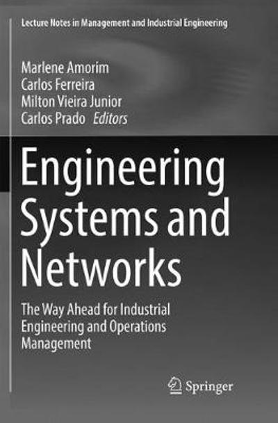 Engineering Systems and Networks - Marlene Amorim