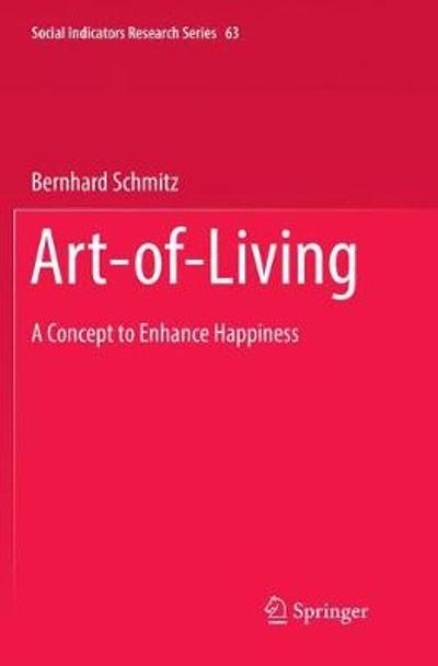 Art-of-Living - Bernhard Schmitz