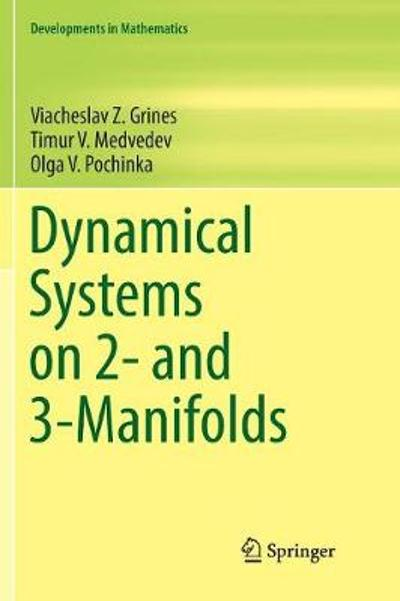 Dynamical Systems on 2- and 3-Manifolds - Viacheslav Z. Grines