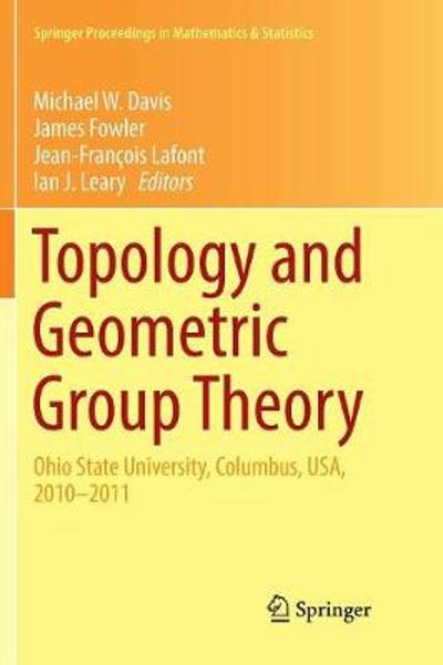 Topology and Geometric Group Theory - Michael W. Davis