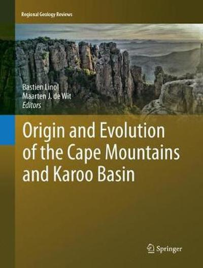 Origin and Evolution of the Cape Mountains and Karoo Basin - Bastien Linol