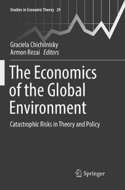 The Economics of the Global Environment - Graciela Chichilnisky