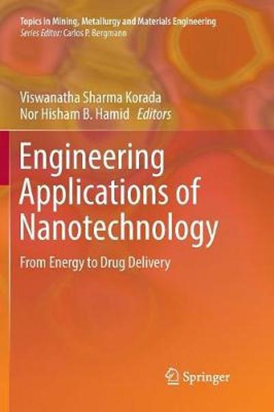Engineering Applications of Nanotechnology - Viswanatha Sharma Korada