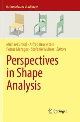 Perspectives in Shape Analysis - Michael Breuss