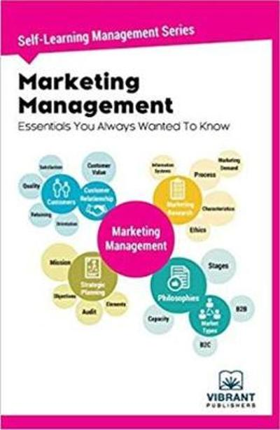 Marketing Management Essentials You Always Wanted To Know - Vibrant Publishers