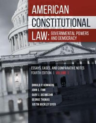 American Constitutional Law - Donald Kommers