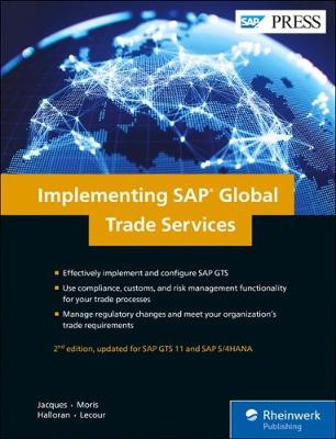 Implementing SAP Global Trade Services - Yannick Jacques