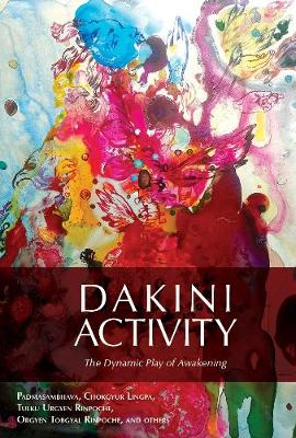 Dakini Activity - Padmasambhava