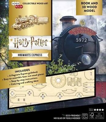 IncrediBuilds: Harry Potter - Insight Editions