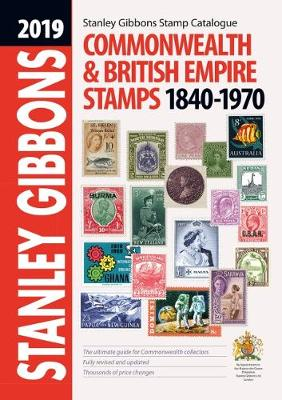 2019 Commonwealth & Empire Catalogue 1840-1970 - Hugh Jefferies