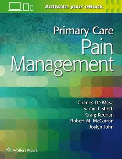 Primary Care Pain Management - Dr. Charles De Mesa