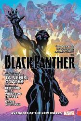 Black Panther Vol. 2: Avengers Of The New World - Ta-Nehisi Coates Wilfredo Torres Jacen Burrows