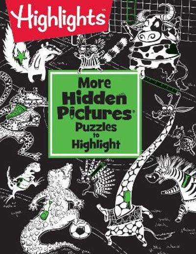 More Hidden Pictures Puzzles to Highlight - Highlights