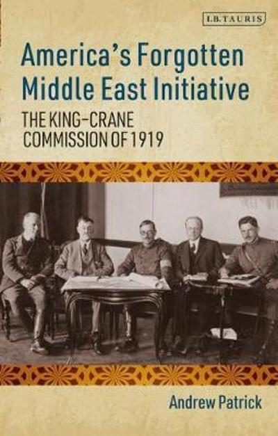 America's Forgotten Middle East Initiative - Andrew Patrick