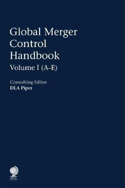 Global Merger Control Handbook - DLA Piper