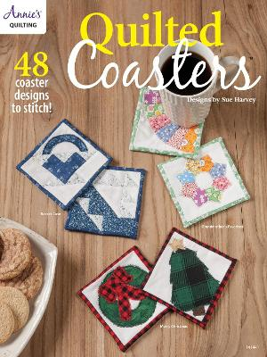 Quilted Coasters - Sue Harvey