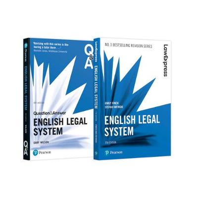 English Legal System Revision Pack 2018 - Emily Finch