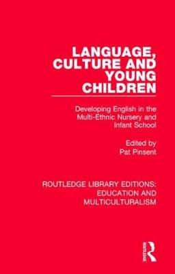 Language, Culture and Young Children - Pat Pinsent