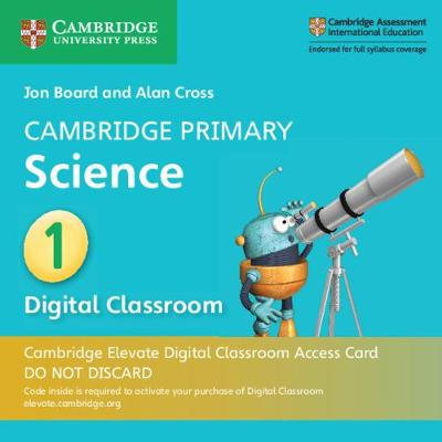 Cambridge Primary Science - Jon Board