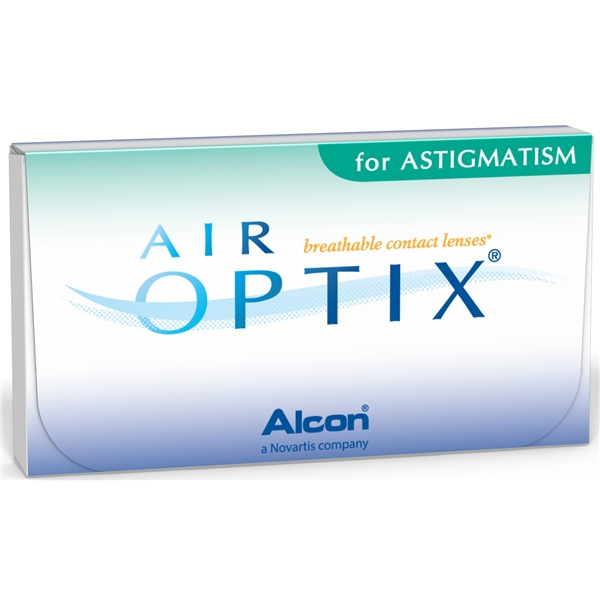 Air Optix for Astigmatism - Alcon