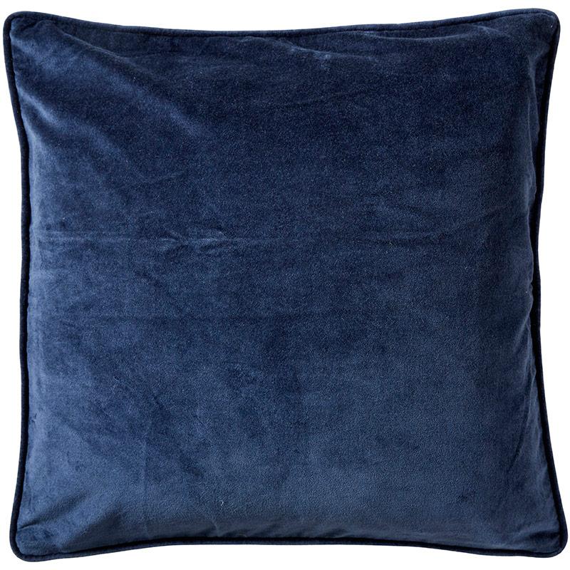 Ultra Pute velour mørkeblå med innerpute - Södahl » Bokkilden WH-29