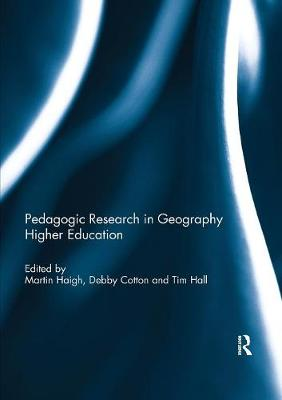 Pedagogic Research in Geography Higher Education - Martin Haigh