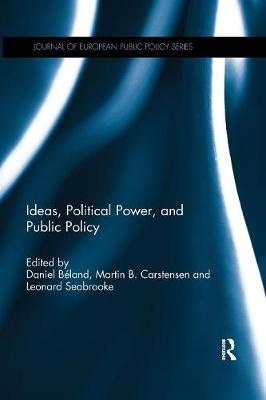 Ideas, Political Power, and Public Policy - Daniel Beland