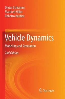 Vehicle Dynamics - Dieter Schramm