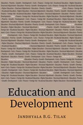 Education and Development - Jandhyala B.G. Tilak