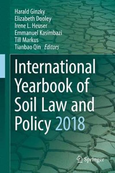 International Yearbook of Soil Law and Policy 2018 - Harald Ginzky