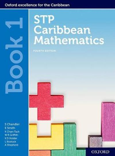 STP Caribbean Mathematics Book 1 - Chandler