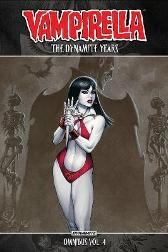 Vampirella: The Dynamite Years Omnibus Vol 4: The Minis TP - Various Various