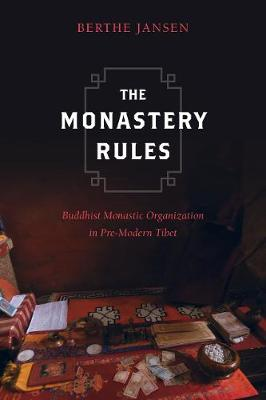 The Monastery Rules - Berthe Jansen