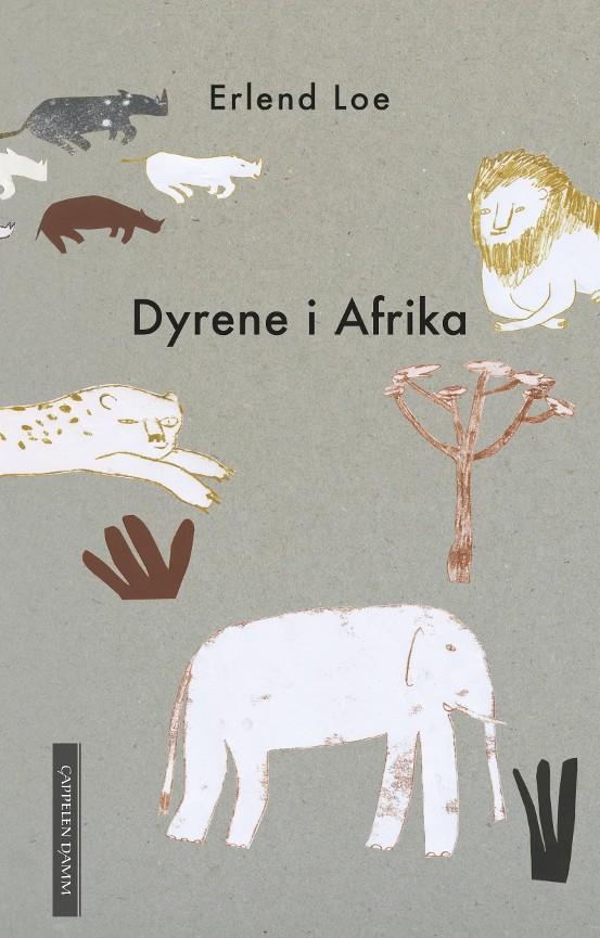 Dyrene i Afrika PDF ePub
