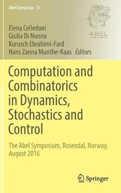 Computation and Combinatorics in Dynamics, Stochastics and Control - Elena Celledoni