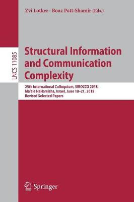 Structural Information and Communication Complexity - Zvi Lotker